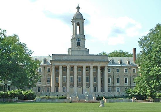 宾州州立大学