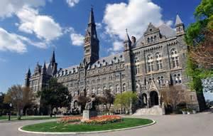 乔治城大学